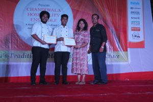 Chef Competition by BCIHMCT-2
