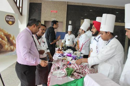 Chef Comp @ Ansal University1
