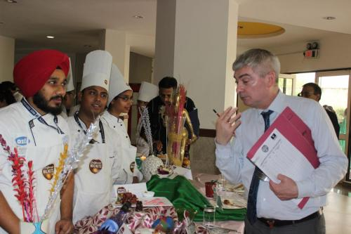 Chef Comp @ Ansal University10