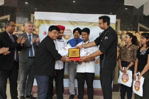 Chef Comp @ Ansal University12