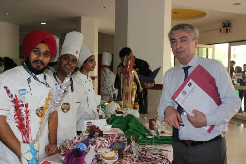 Chef Comp @ Ansal University17