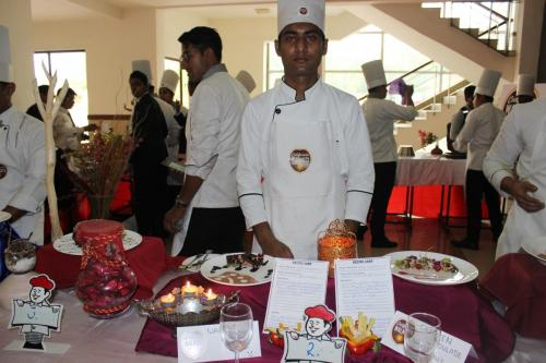 Chef Comp @ Ansal University18