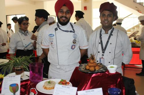 Chef Comp @ Ansal University2