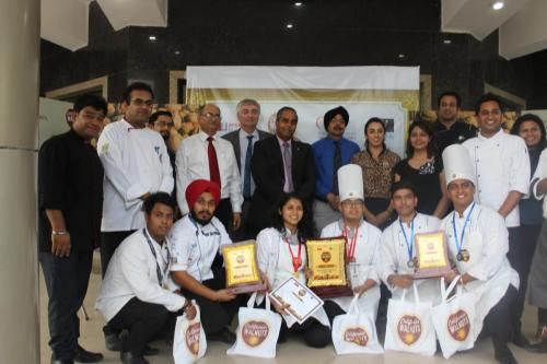 Cover Photo Chef Comp @ Ansal University