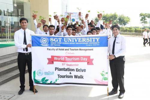 World Tourism Day Celebration 2