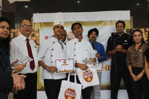Chef Competition at Ansal University-2