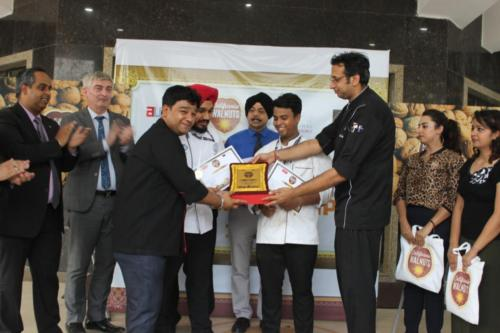Chef Competition at Ansal University-3