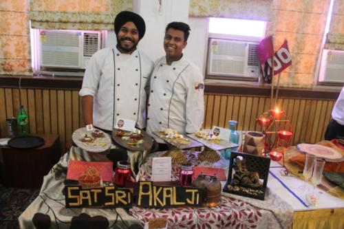 Chef Competition by BCIHMCT-1