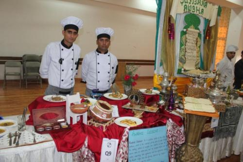 Chef Competition by BCIHMCT-3