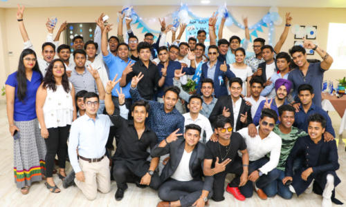 Farewell First Batch of BHM Faculty of Hotel & Tourism Management