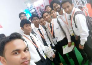 Visit to Aahar 2017 1