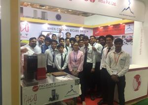 Visit to Aahar 2017 5